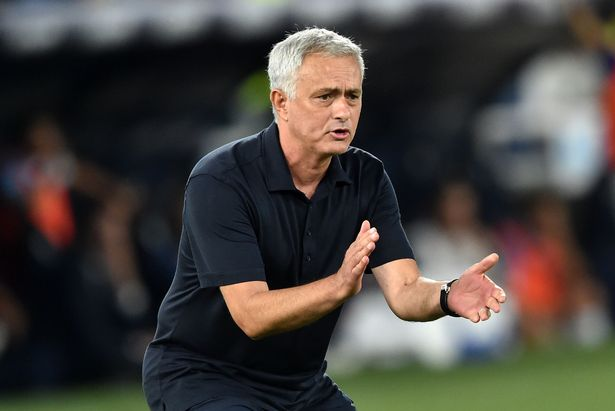 Mourinho Blames Poor Officiating For Roma's Defeat