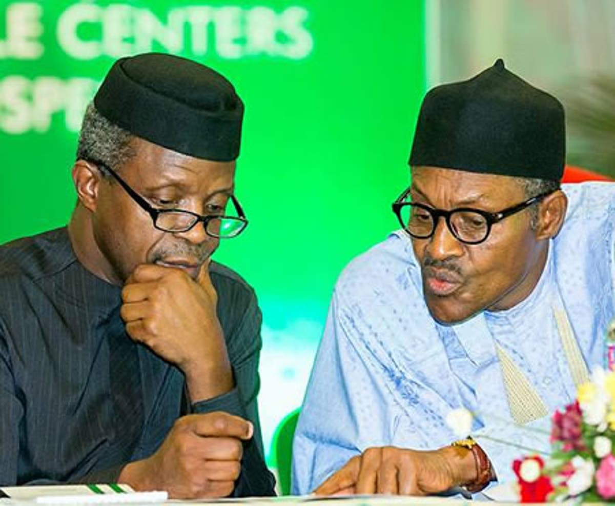 Whereabouts Of Buhari Unknown As Osinbajo Presides Over Executive Council Meeting
