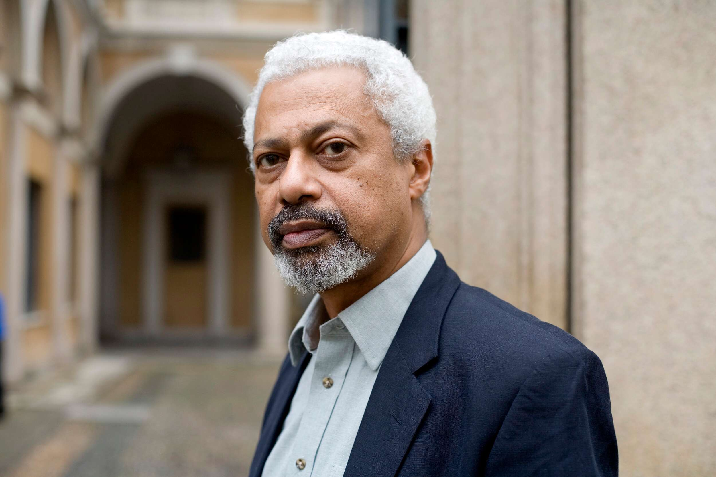 BREAKING: Tanzanian Novelist Gurnah Wins Nobel Prize In Literature