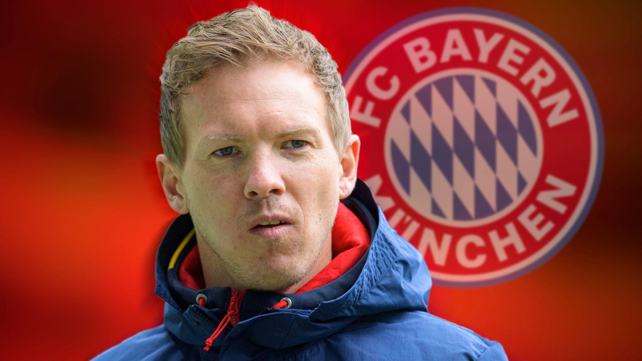Bayern Coach Nagelsmann Test Positive For Covid-19