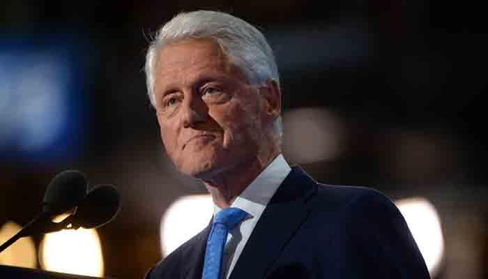 Bill Clinton Hospitalised