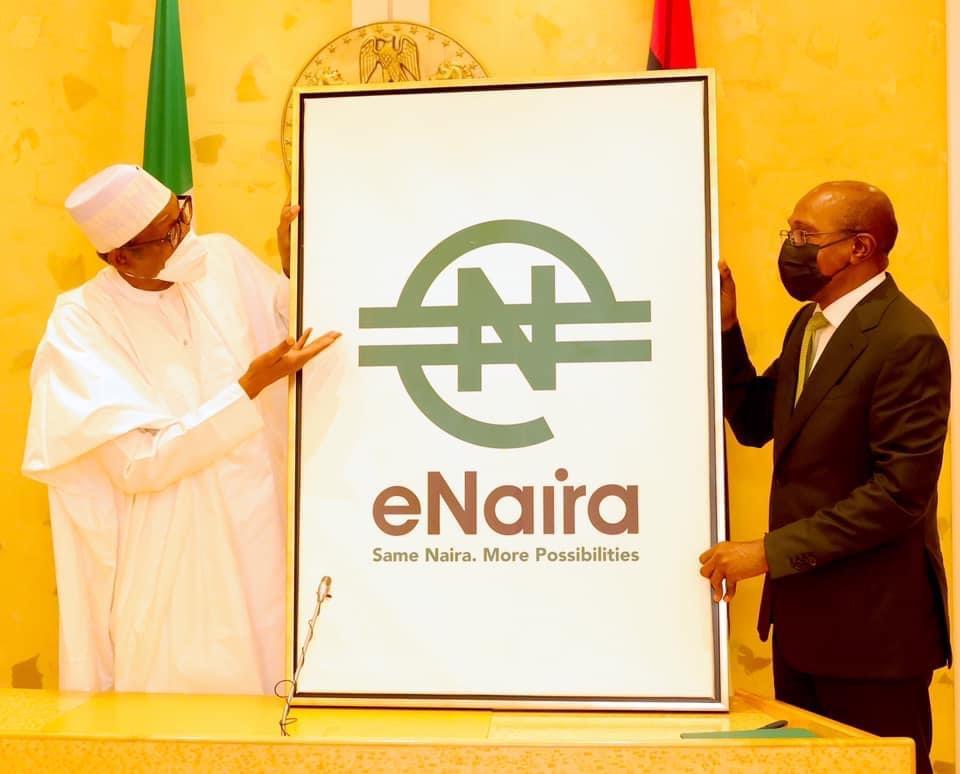 Buhari Launches Digital Currency eNaira