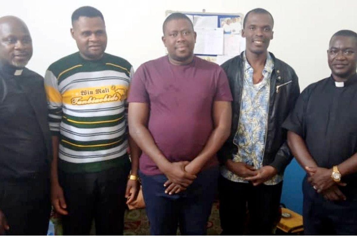 Three Kidnapped Seminarians Regain Freedom