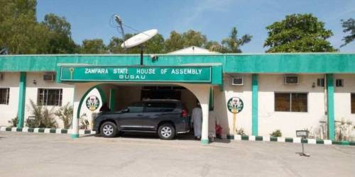 BREAKING: Zamfara House Of Assembly Suspends Two Lawmakers For Aiding Banditry